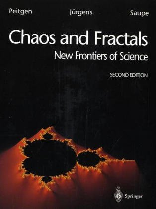 9783540979036: Chaos and Fractals: New Frontiers of Science