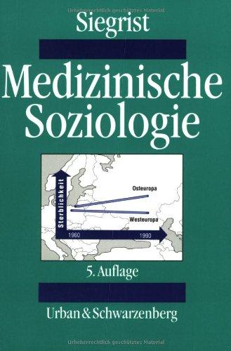 9783541063857: Medizinischen Soziologie