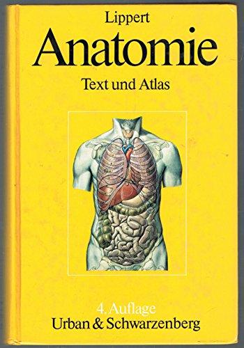 Anatomie. Text und Atlas. Deutsche und lateinische: Herbert Lippert