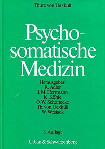 9783541088430: Psychosomatische Medizin