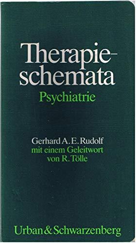 9783541131310: Therapieschemata Psychiatrie