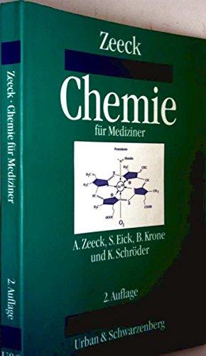 9783541139125: Chemie für Mediziner