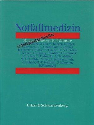 Notfallmedizin: Gerok, Wolfgang, Fritz