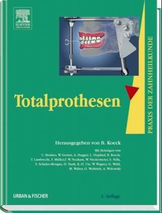 9783541152711: Praxis der Zahnheilkunde, 14 Bde. in 16 Tl.-Bdn., Bd.7, Totalprothesen