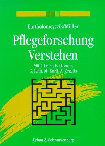 9783541181711: Pflegeforschung Verstehen