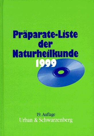 9783541504190: Präparate-Liste der Naturheilkunde