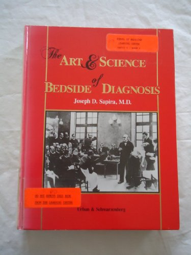 9783541717910: The Art and Science of Bedside Diagnosis