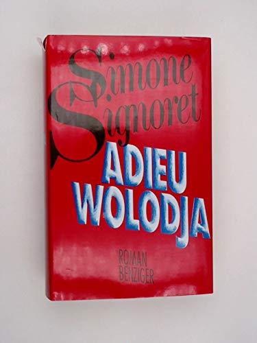 Adieu Wolodja - Signoret, Simone