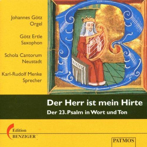 9783545970069: Der Herr Ist Mein Hirte,der 23