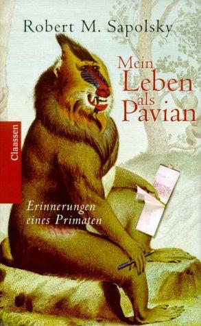 9783546002493: Mein Leben als Pavian