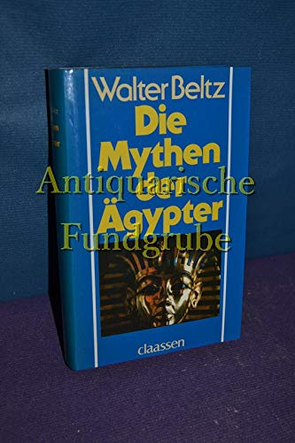 9783546412810: Die Mythen der Agypter (German Edition)