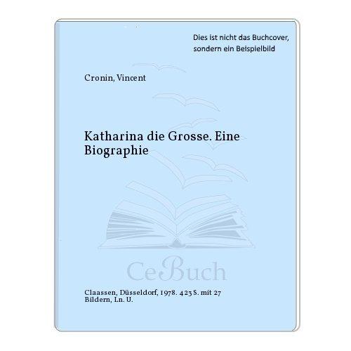 9783546419734: Katharina die Große.