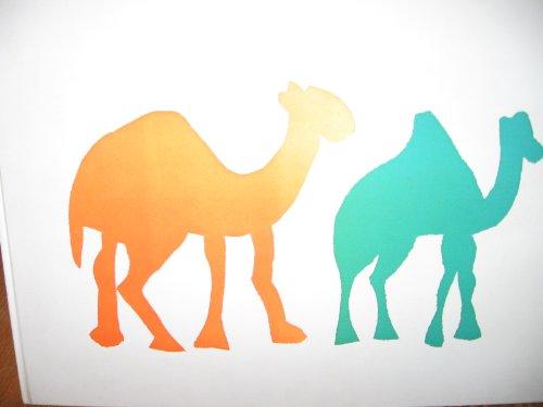 Grieshaber, HAP/Dahak, Brahim, Nun sprechen die Kamele. Der Engel der Geschichte 16/17/18.: ...