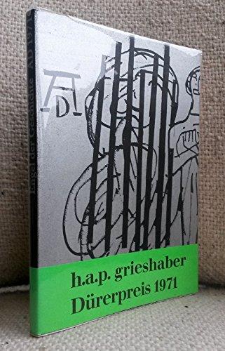 Engel der Geschichte.: Grieshaber, HAP