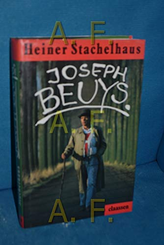 9783546486804: Joseph Beuys (German Edition)