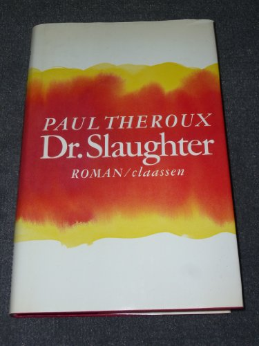 9783546490757: Dr. Slaughter. Roman