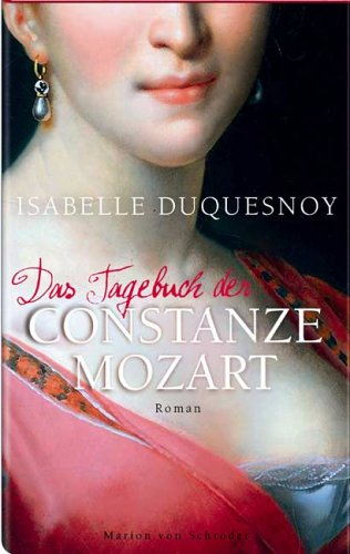 9783547710595: Das Tagebuch der Constanze Mozart