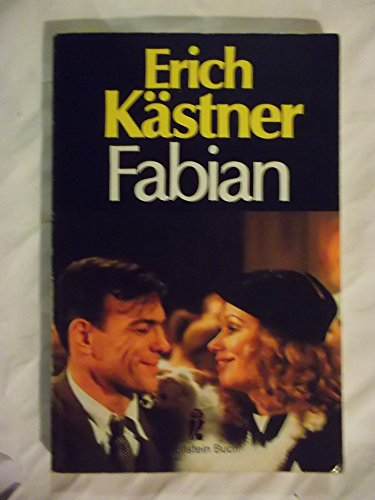 9783548021027: Fabian. Die Geschichte eines Moralisten (Livre en allemand)