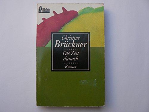 9783548026312: Die Zeit Danach (Ein Ullstein Buch)
