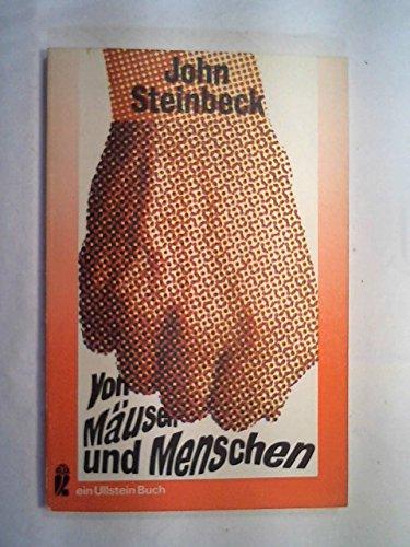 Von Mausen Und Menschen: Steinbeck, John