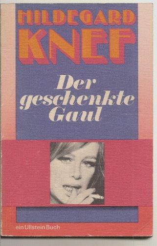 9783548029023: Der geschenkte Gaul (5705 843).