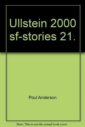 Ullstein 2000 sf-stories 21.: Anderson, Poul, P.