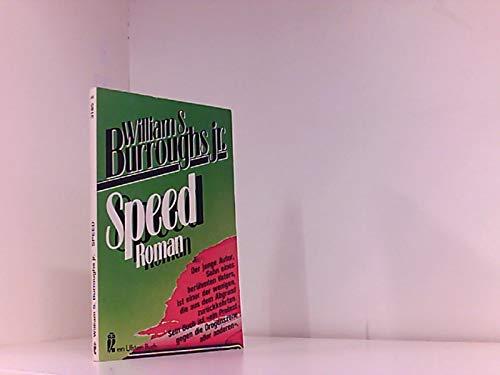 9783548031859: Speed: Roman