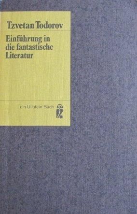 9783548031910: Einführung in die fantastische Literatur