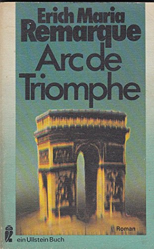 9783548034034: Arc de Triomphe