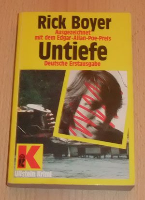 Untiefe