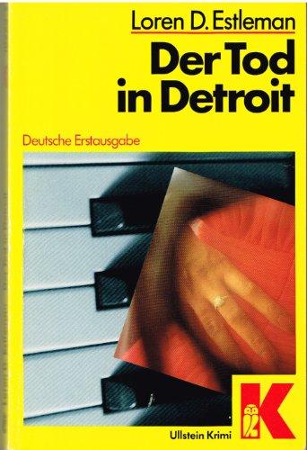 9783548102832: Der Tod in Detroit