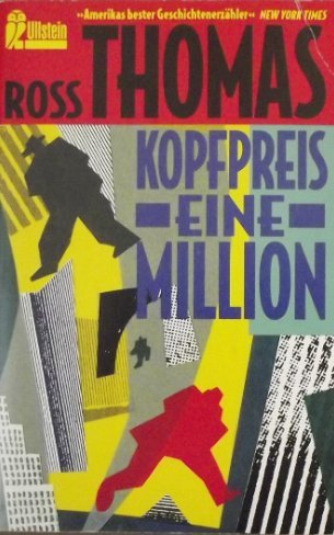 Kopfpreis eine Million (9783548103013) by Ross Thomas; (Oliver Bleeck)