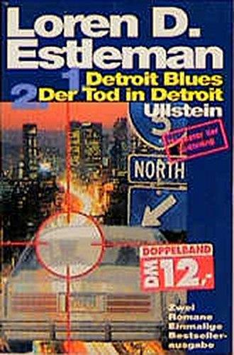 9783548107547: Detroit Blues /Der Tod in Detroit. Amos Walker im Einsatz