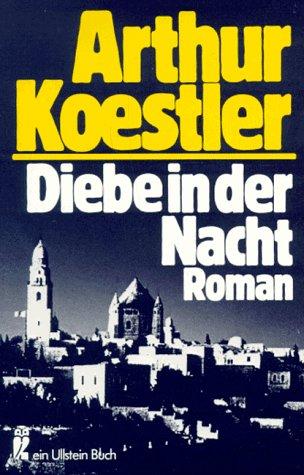 9783548202853: Diebe in der Nacht. Roman.