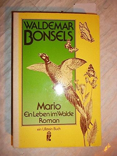 Mario. Ein Leben im Walde. (Tb): Bonsels, Waldemar