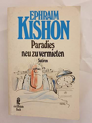 9783548204710: Paradies neu zu vermieten. Satiren