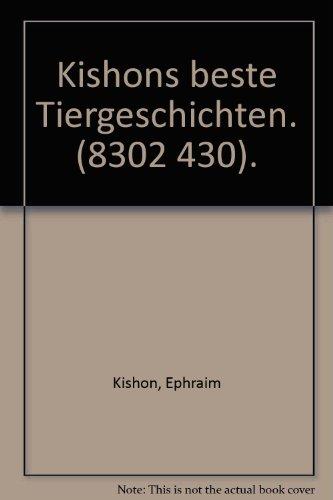 9783548205274: Kishons beste Tiergeschichten