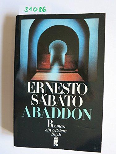 9783548209555: Abaddon: Roman