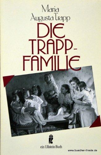 9783548221205: Die Trapp-Familie