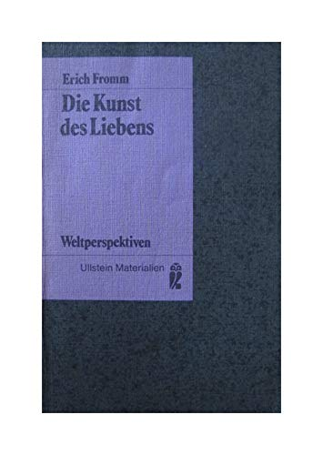 9783548221656: Die Kunst des Liebens