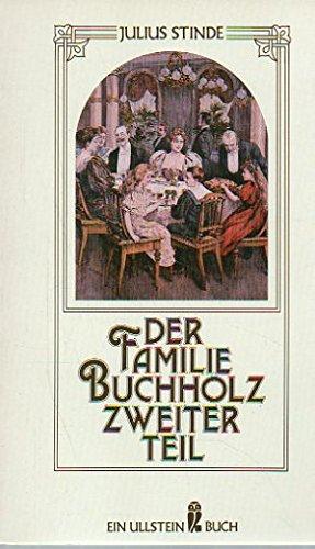 Der Familie Buchholz zweiter Teil: Stinde, Julius