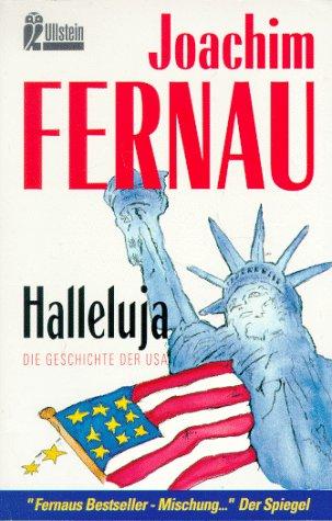 9783548230658: Halleluja. Die Geschichte der USA.