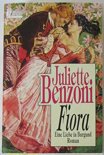 9783548231655: Fiora - Eine Liebe in Burgund