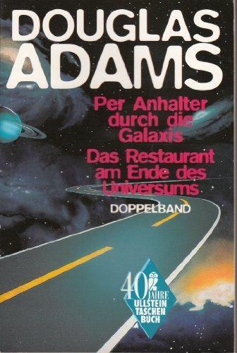 9783548232843: Per Anhalter durch die Galaxis / Das Restaurant am Ende des Universums. Zwei Romane in einem Band.