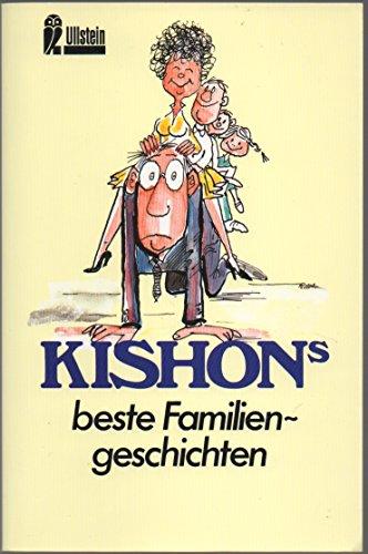 9783548234229: Kishons beste Familiengeschichten. Satiren