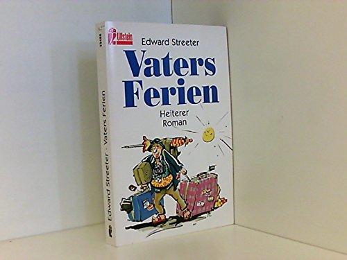 9783548234885: Vaters Ferien