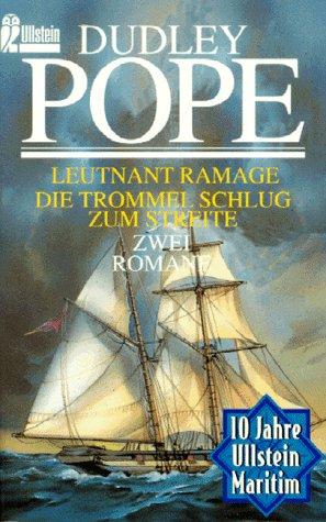 9783548235332: Leutnant Ramage / Die Trommel schlug zum Streite