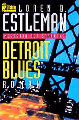 9783548237305: Detroit Blues