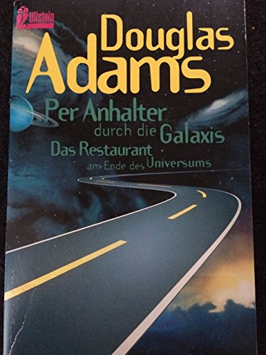 9783548238340: Per Anhalter durch die Galaxis/Das Restaurant am Ende des Universums (Per Anhalter durch die Galaxis, #1-2)