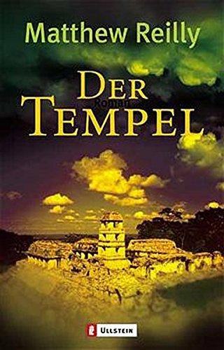 9783548252834: Der Tempel